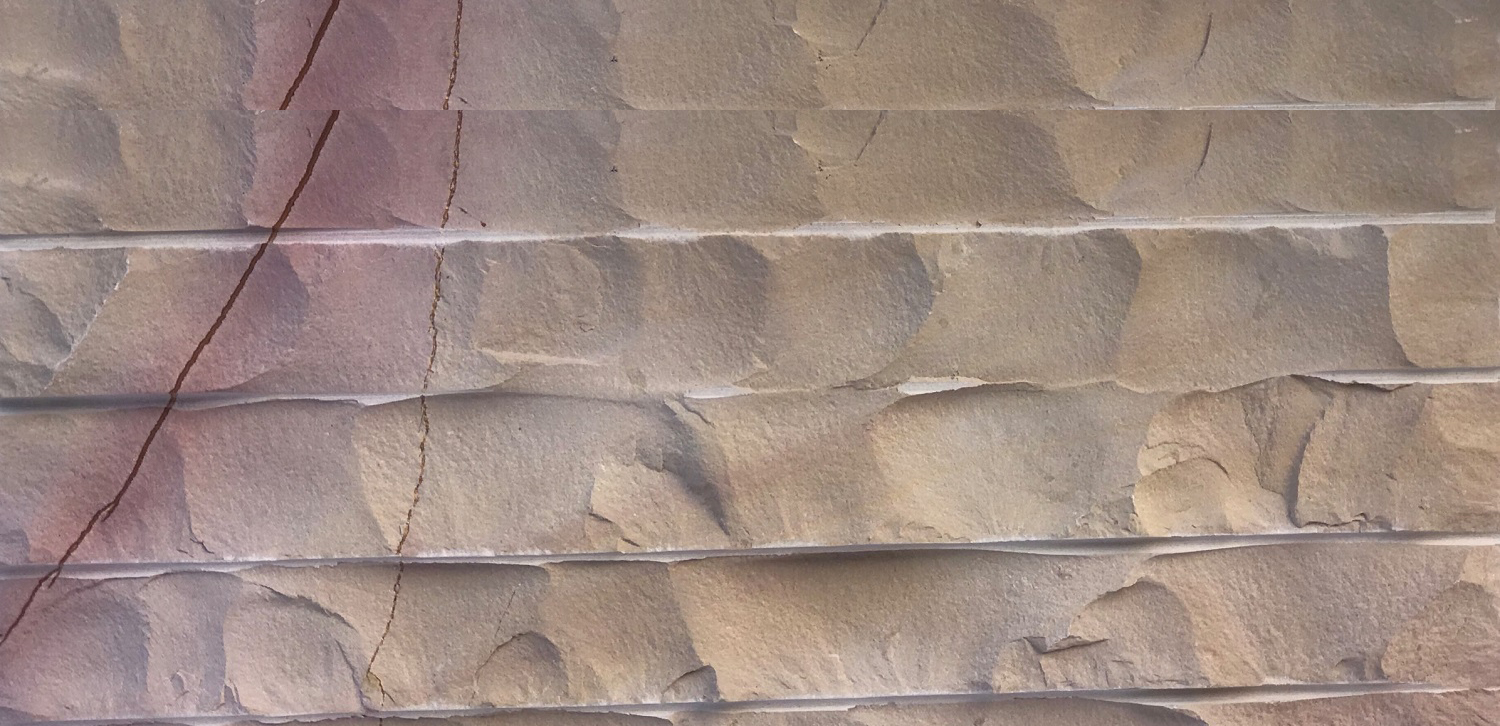 STONE CLADDING FOR OUTSIDE WALL